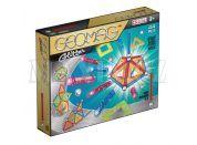 Geomag Glitter 44 pcs - Dlouhé tyčky