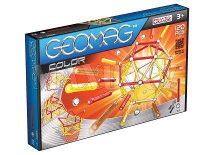 GEOMAG KIDS Color 120 pcs - dlouhé tyčky - Poškozený obal