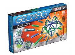 Geomag Kids color 86 pcs - Dlouhé tyčky