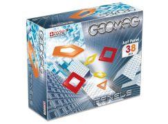 Geomag Kids just panels 38 pcs - Dlouhé tyčky