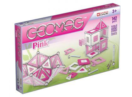Geomag Kids panel + Pro panel girl 142 pcs - Dlouhé tyčky