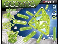 Geomag Kids Panel Glow 40pcs