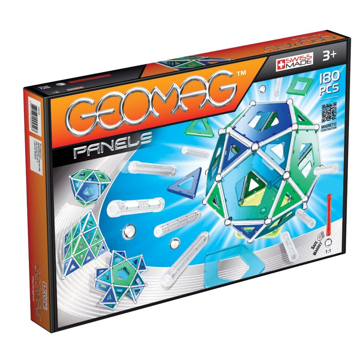 Geomag Kids panels 180pcs - Dlouhé tyčky