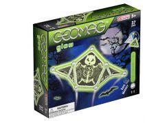 Geomag Kids panels glow 37 pcs - Dlouhé tyčky