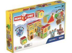 Geomag Magicube - hrady a domy