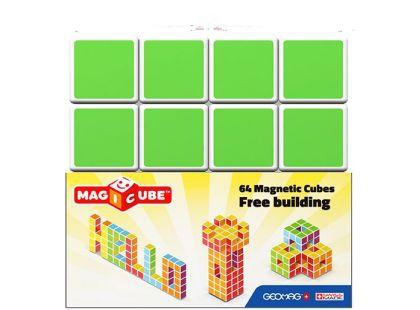 Geomag Magicube Free building 64
