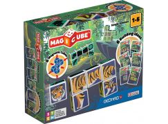 Geomag Magicube Jungle animals