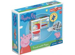 Geomag Magicube Peppa Pig Travel with Peppa