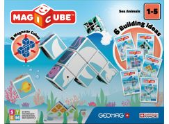 Geomag Magicube Sea animals