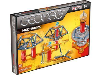 Geomag Mechanics 222 pcs