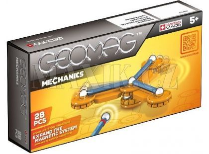 Geomag Mechanics 28 pcs
