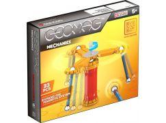 Geomag Mechanics 33 dílů