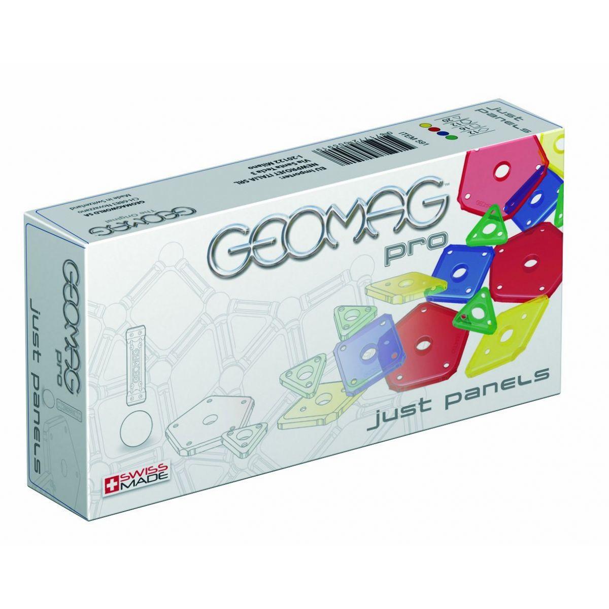 Geomag Pro just panel 60 - Krátké tyčky