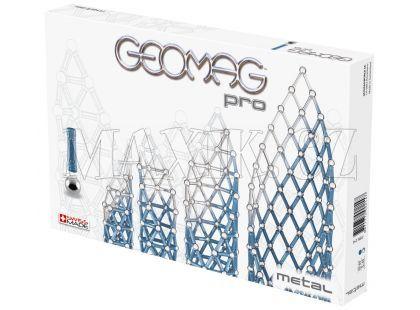 Geomag Pro metal 44 pcs - Krátké tyčky