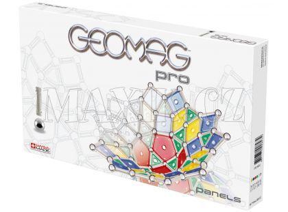 Geomag Pro panels 131 pcs - Krátké tyčky