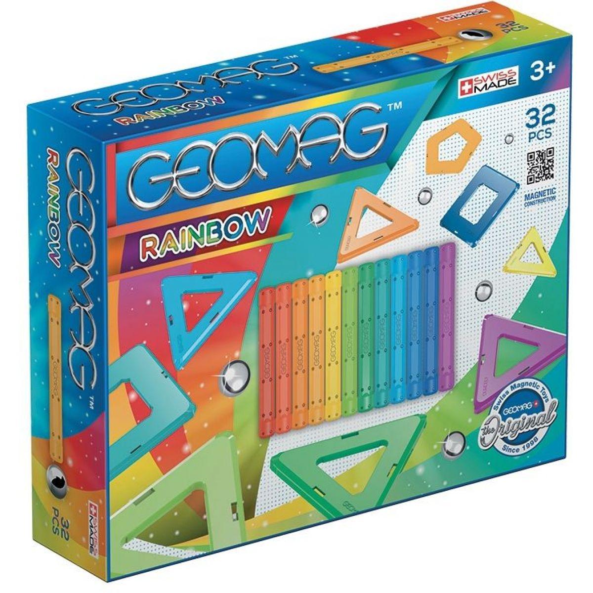 Geomag Rainbow 32