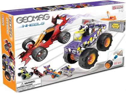 Geomag Wheels 704