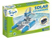 Gigo Stavebnice Solar Catamaran