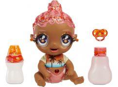 Glitter Babyz Panenka Coral Pink