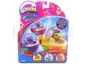 Glitters třpytivá sněžítka 3-pack - Karnevalová sněžítka