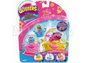 Glitters třpytivá sněžítka 3-pack - Sněžítka s princeznami