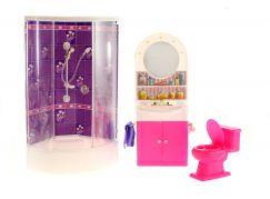 Glorie Koupelna - sprchový kout