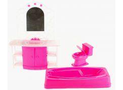 Glorie Koupelna pro panenky modelky