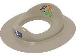 Gmini Adaptér na WC Krtek a jahoda - hnědý
