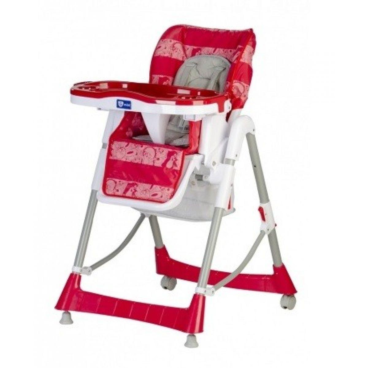 Gmini Jídelní židle Nyx Krteček - Pruh červený