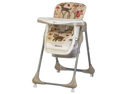 Gmini Jídelní židle Melisa Shell světle hnědá