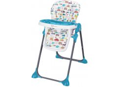 Gmini Jídelní židle Simply Cars modrá