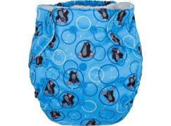 Gmini Krteček a bublina Plenkové kalhotky - Modrá