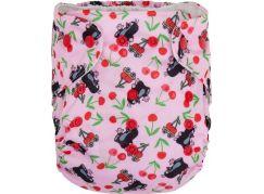Gmini Krteček a třešně Plenkové kalhotky - Růžová