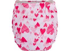 Gmini Plenkové kalhoty Uni Růžová