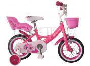 GMT Dětské jízdní kolo Milly 12 - Poškozený obal