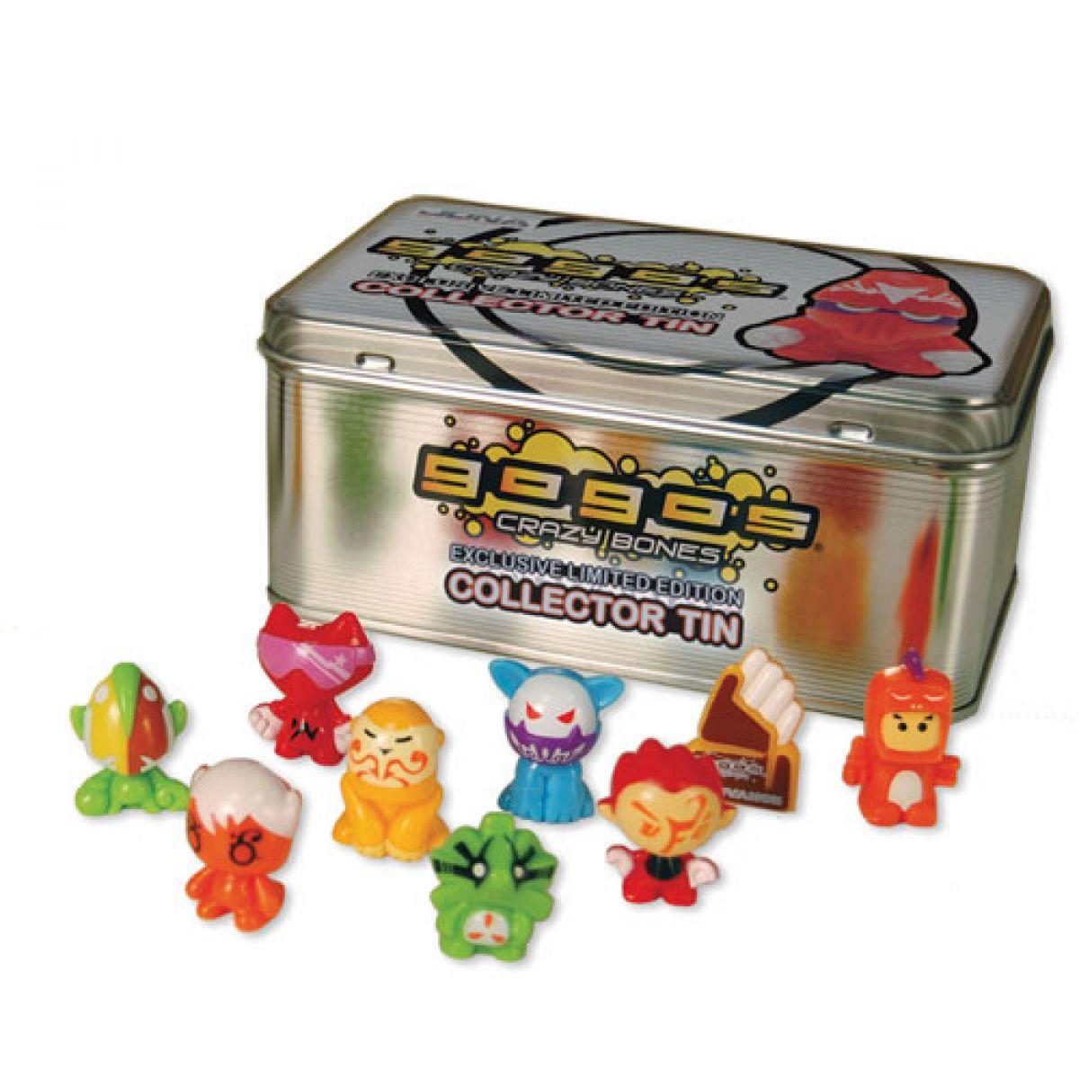 GoGo's Collectors Tin - Silver Gougouni
