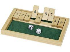Goki Cestovní hra Shut the box II