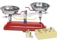 Goki Dětská kovová váha 7 kovových těžítek