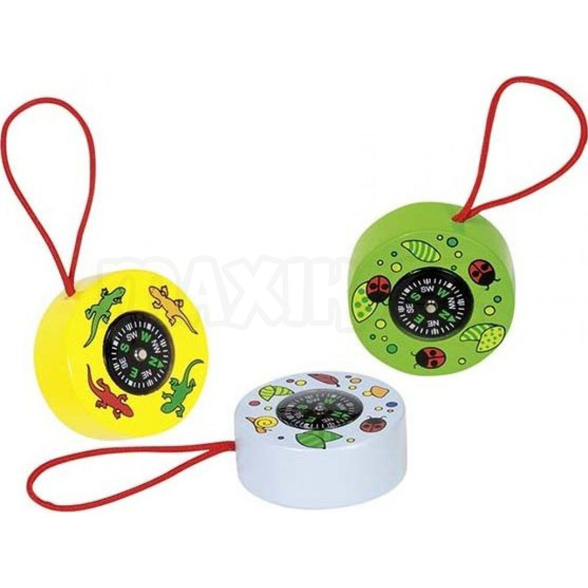 Goki Dětský kompas  d729495d02