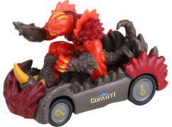 Gormiti Auto s figurkou - Pán Vulkánu