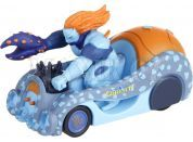Gormiti Auto s figurkou - Pán Moře