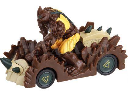 Gormiti Auto s figurkou - Pán Země