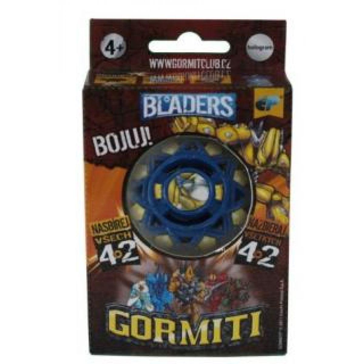 Gormiti Bladers singl box - display