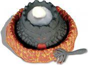 Gormiti Morphogenesis vulkán s vejcem
