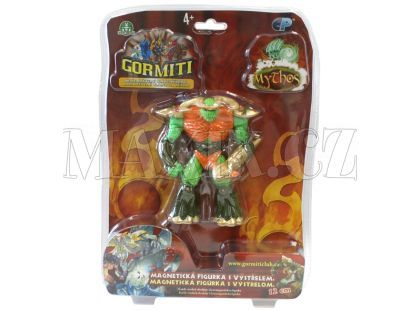 Gormiti Mythos 12cm magnetická figurka - Pán Lesa