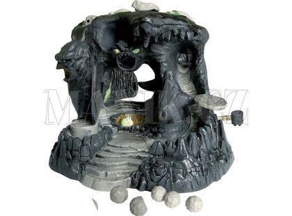Gormiti Mythos jeskyně Roscamaru