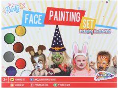 Grafix Malování na obličej s příslušenstvím