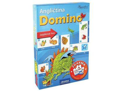Granna Domino Angličtina