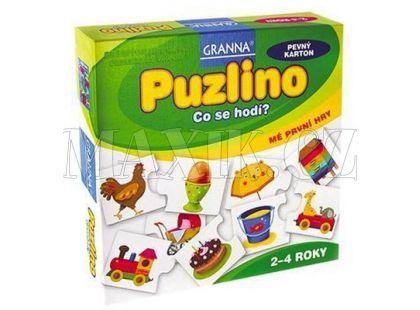 Granna Hra Puzlino