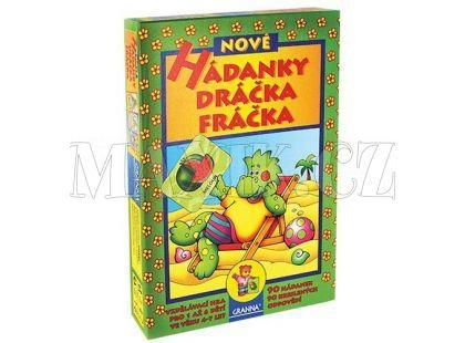 Granna Nové Hádanky Dráčka Fráčka